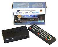 Цифровой эфирный ресивер Eurosky ES-15 DVB-T2 -USB WI-FI, IPTV