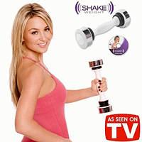 Женская виброгантеля Shake Weight