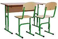 Комплект школьной мебели регулируемый (№4-6)