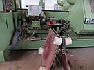 Четырехсторонняя линия форматной обработки и облицовки кромок Homag б/у 1995г., фото 3