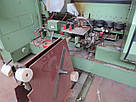 Четырехсторонняя линия форматной обработки и облицовки кромок Homag б/у 1995г., фото 6