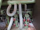 Четырехсторонняя линия форматной обработки и облицовки кромок Homag б/у 1995г., фото 8