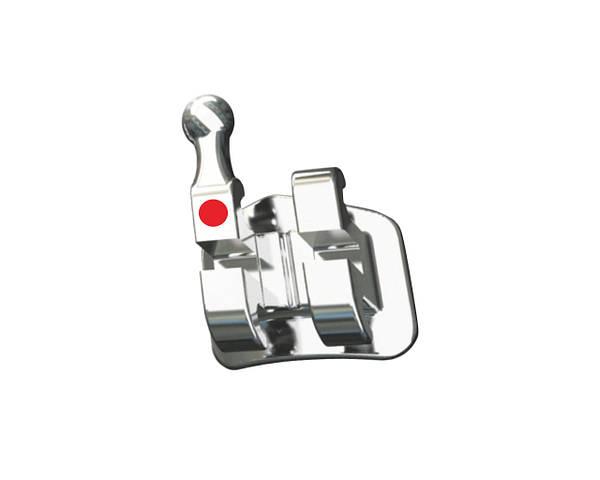 Металлическая брекет-система  Standart Roth 022