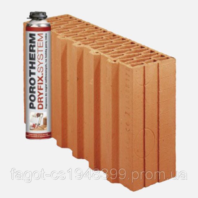 Керамический блок Porotherm 38 1/2 DS Dryfix