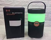 Портативная колонка - ночник Smart Bluetooth Speaker B15