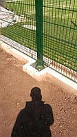 Забор из сварной сетки  Дуос 5*4*5 2,5*1.23