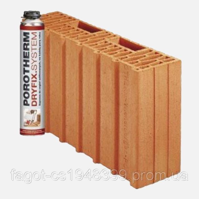 Керамический блок Porotherm 44 1/2 DS Dryfix