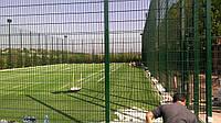 Забор из сварной сетки  Дуос 5*4*5 2,5*1.83