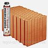 Керамический блок Porotherm 44 Eko+ Dryfix