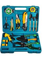 Набор ручного инструмента для работы в саду из 16 предметов