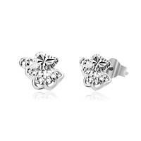Серебряные сережки Санди 000035308