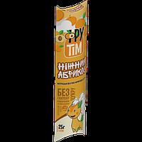 Натуральные яблочно-абрикосовые конфеты ФРУТIM 25г