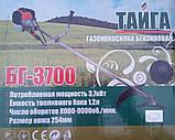 Бензокоса Тайга БГ-3700, фото 2