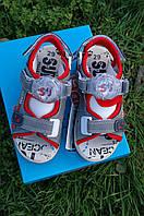 Босоножки для мальчика Super Jump модель victor light