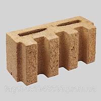 Блок Силта-Брик СКО-Л декоративный канелюрный, фото 1
