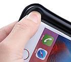 Водонепроницаемый чехол Extreme Bag для смартфонов до 5,5 '' оранжевый, фото 7
