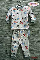 """Пижама, детское термобельё """"ROBOT""""."""