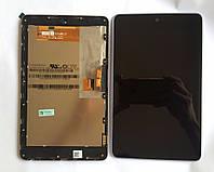 Дисплей + сенсор модуль + рамка для Asus Nexus 7 2012 ME370T