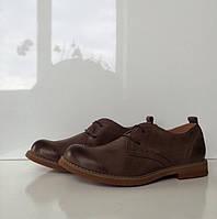 Ботинки Timberland Hartwick Plain Toe Oxford Brown Kors