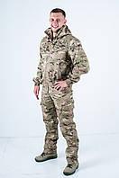 Камуфляжный Костюм Летний B&L Мультикам НАТО, фото 1