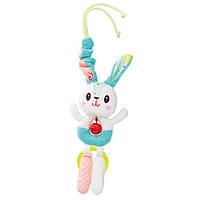 """Lilliputiens - Подвеска с колокольчиком """"Кролик Селестин"""""""