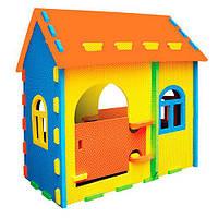 Детский домик конструктор-мозаика M 3553