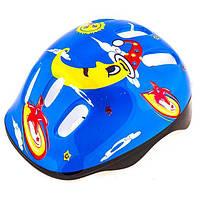 Шлем детский защитный от падений Multi (голубой)