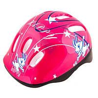 Шлем детский защитный от падений Multi (малиновый)