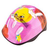 Шлем детский защитный от падений Multi (розовый)