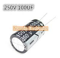 Конденсаторы 100мкФ 250 V (250в*100мкф)