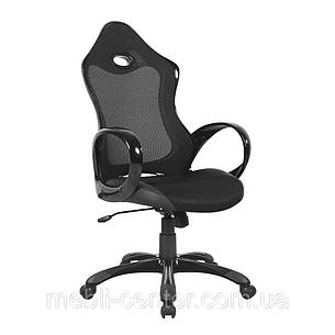 Кресло офисное Матрикс-1 Anyfix (белое, чёрное) (с доставкой), фото 2