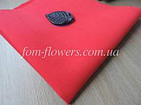 Фоамиран Иранский Красный, 60х35 см