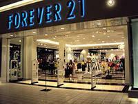 Украшения Forever 21 - кому в душе всегда 21