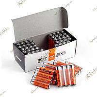 Батарейки Videx R03P/AAA 4 pcs, солевая 60 шт. Микропальчик (мизинчик), фото 1