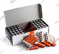 Батарейки Videx R6P/AA 4pcs солевая 60 шт. Пальчиковые (пальчик), фото 1