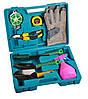 Набор инструментов для работы в саду и на клумбе (9 предметов)