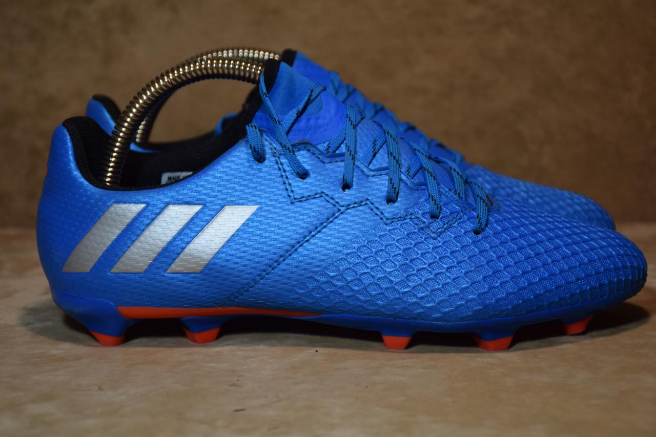 d170a95b Adidas Messi 16.3 FG/AG J детские футбольные бутсы. Камбоджа. Оригинал. 36
