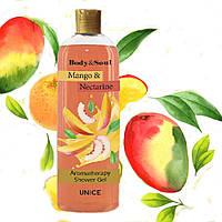Гель для душа Ароматерапия манго и нектарин