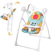 Детское кресло-качели с электроприводом M 1540-02