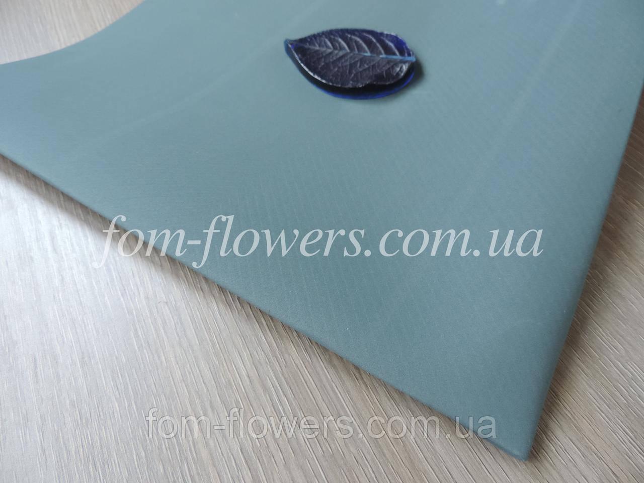 Фоамиран Иранский Темно-сланцевый, 60х35 см