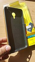 Чехол-бампер IPaky на Meizu M3 Note  Золотой, фото 3