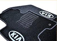 Коврики в салон Kia Sportage (2015-), цвет: черный, комплект: 5шт.