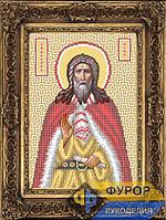 Схема для вышивки бисером - Илья Святой Пророк, Арт. ИБ4-111-1