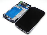 """Дисплей 4.7"""" + сенсор модуль c рамкой для LG Google Nexus 4 E960"""