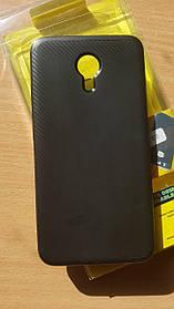 Чехол-бампер IPaky на Meizu M3 Note  Чёрный
