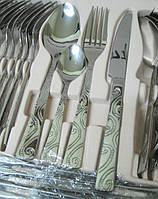 Набор столовых приборов WIESENTHAL PL44D36 84 предмета., фото 1