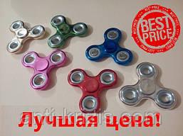 Fidget Spinner Metal-глянец,хромирован,оригинал!