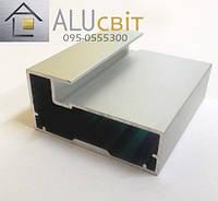 Рамочный фасадный алюминиевый профиль Р 31