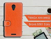 Чехол книжка для Bravis B501 Easy, фото 1