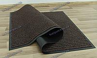 Ковер грязезащитный Ибица, 60х130см., коричневый